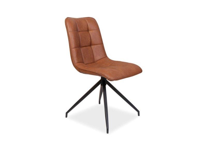 Krzesło OLAF brązowe