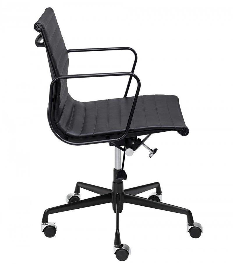 Fotel biurowy BODY PRESTIGE PLUS czarny
