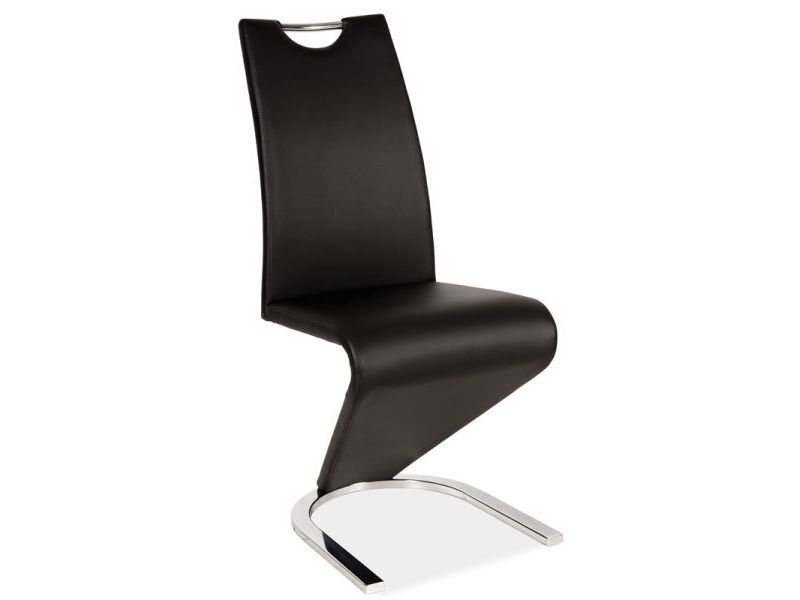 Krzesło H090 czarne