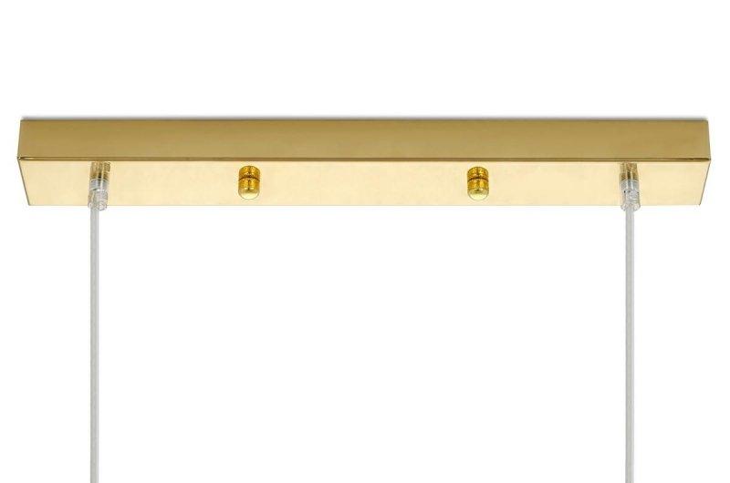 Lampa wisząca MONETE złota