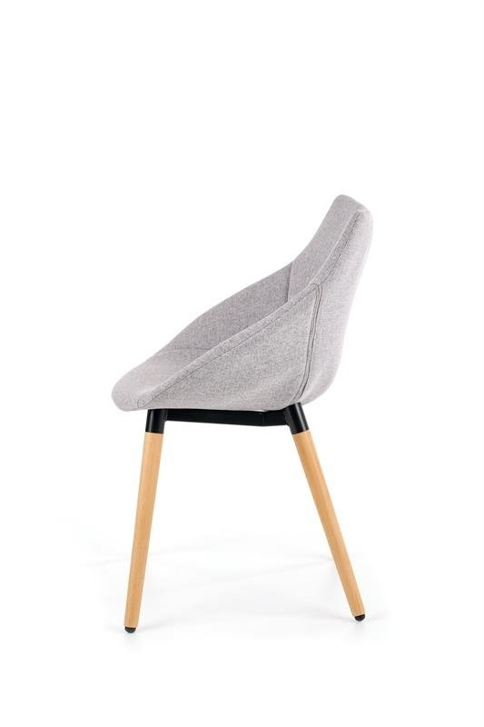 Krzesło K226 jasno popielate