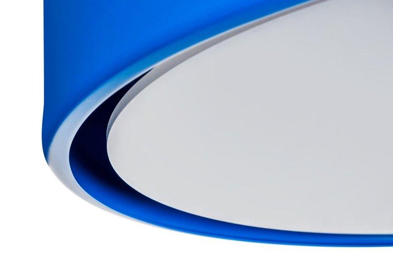 Lampa wisząca ARTE MOVE niebieska