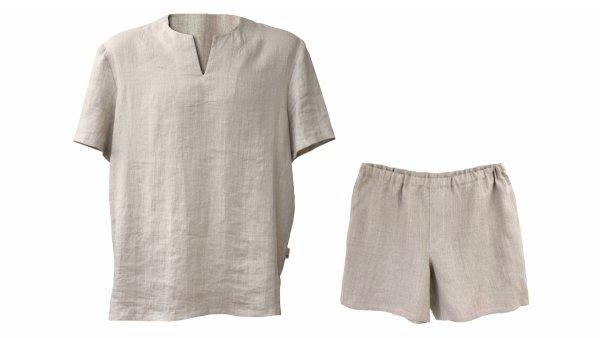 Piżama męska RAGNAR 46 (S) wersja letnia