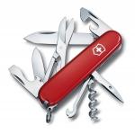Victorinox Wielofunkcyjy nóż Climber Red 1.3703 GRAWER NA OBUDOWIE GRATIS !