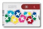 SwissCard Classic VX Colors 0.7107.841 Victorinox