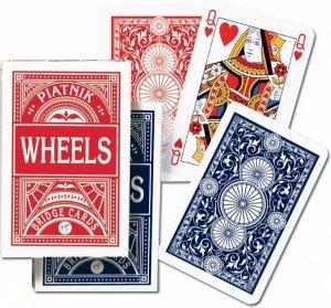 Karty Piatnik Wheels 1392