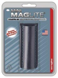Futerał skórzany do latarek Mini Maglite AA AM2A026