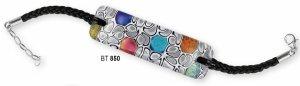 Bransoleta MURANO GLASS BT850