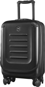 Walizka Spectra 2.0 Expandable Compact Global Carry-On, Czarna