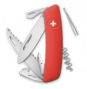 Scyzoryk SWIZA D05 Czerwony KNI.0050.1000