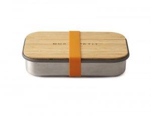 BB - Lunch box na kanapkę, pomarańczowy