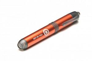Długopisowa bateryjna latarka LED PEN112LED