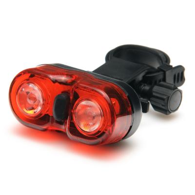 Lampa rowerowa tylna L-BPM-2SL