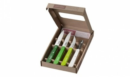Zestaw noży OPINEL Essentials Primavera Box Set 001709