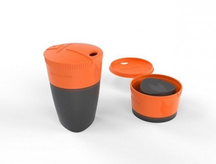 Kubek Pack-up-Cup Orange 42393610 LIGHT MY FIRE