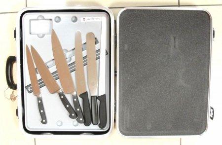 Zestaw szefa kuchni w walizce dużej 5.4933 Victorinox