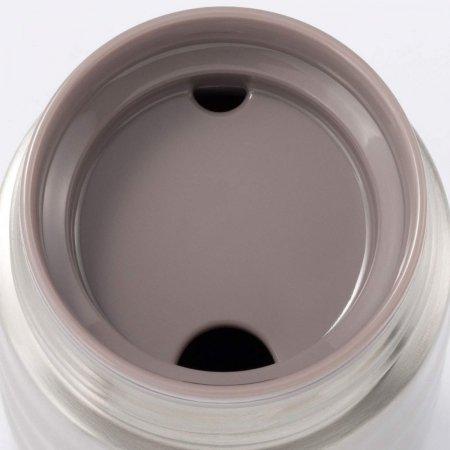 KYO - Kubek termiczny 500 ml Twist Top, czarny