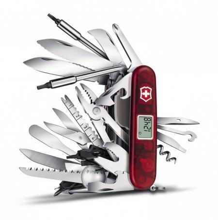 Victorinox Scyzoryk SwissChamp XAVT 1.6795.XAVT 2.0 grawer gratis!