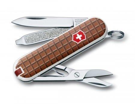 Scyzoryk Victorinox Classic Chocolate 0.6223.842