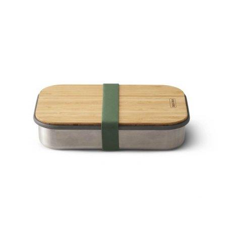 BB - Lunch box na kanapkę, oliwkowy