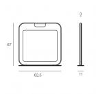 Bag 670/625 350W kolor Ebony