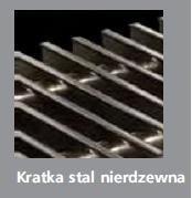 Kratka Zwijana 160/42 INOX