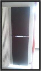 Grzejnik ATHENE 1800/500 SNAKE-MOKA MOC 1100W 75/65/20