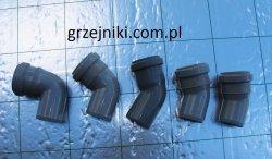 Wavin KOLANO PVC 75*45 HT