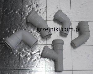 Wavin TRÓJNIK PVC 32/32*67 HT