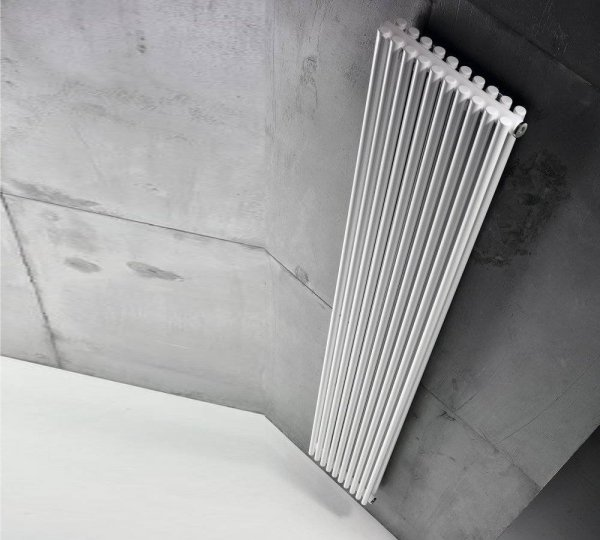 Grzejnik Antrax AV25D 500x1124 [31el.] CON[5] BIAŁY BIAN moc 1290W