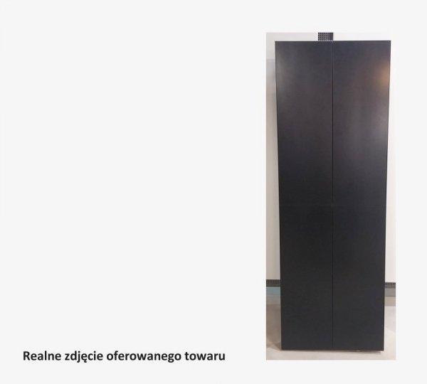 Grzejnik Projectclima PORTOFINO 1200x400 CZARNY BLACK moc 601W