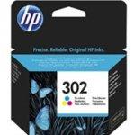 Tusz HP 302 do Deskjet 1110/2130/3630 | 165 str. | CMY