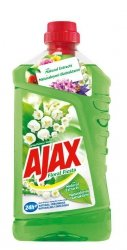 Płyn Floral Fiesta AJAX 1L Flo wers of Spring ( zielony ) (hpk0060)