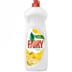 Płyn do ręcznego mycia naczyń Fairy płyn do naczyń Lemon 1 L (hpk0907)