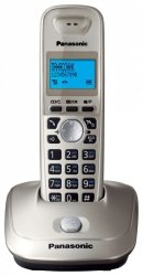 Telefon bezprzewodowy PANASONIC KXTG2511 biały (xak3030)