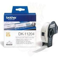 Etykieta Brother do QL-500/550/560/650/1050/1060N | 17mm x 54m I DK11204