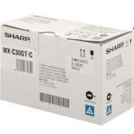 Toner Sharp do MX-C250FE/C300WE | 6 000 str. | cyan