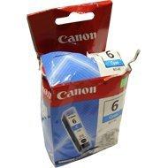 Tusz Canon BCI6C   do  S-800/820D/830D/900,i-560/950, BJC-8200 | cyan uszk.opak