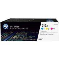 Toner HP 312A do Color Laser Pro M476 3pack   3 x 2 700 str.   CMY