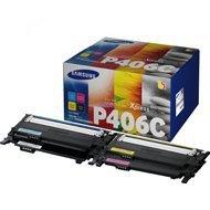 Zestaw tonerów HP do Samsung CLT-P406C  | CMYK