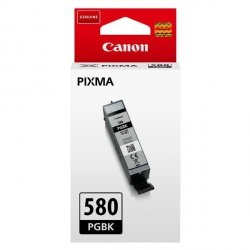 Tusz Canon PGI-580PGBK do  Pixma TR7550/TR8550/TS6150 | 11,2ml | black
