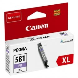 Tusz Canon CLI-581PB XL do Pixma TR7550/TR8550/TS6150 | 8,3ml | cyan