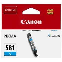 Tusz Canon CLI-581C do Pixma TR7550/TR8550/TS6150  | 5,6ml | cyan