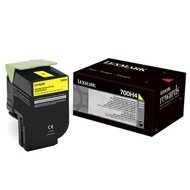 Kaseta z tonerem Lexmark 800H4 do CX410 | 3 000 str. | YELLOW