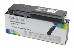 Toner Cartridge Web Black Dell 3760 zamiennik 593-11119
