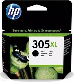 Tusz HP 305XL | 240 str. | Black HP305 305XL HP305XL
