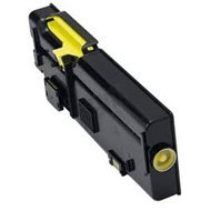 Toner Dell do C2660DN/C2665DNF  | 1 200 str. | yellow