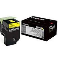 Kaseta z tonerem Lexmark 800S4 do CX-310 | 2 000 str. | yellow