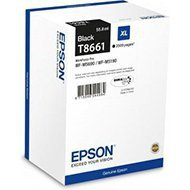 Tusz Epson T8661 XL BK  do  WF-M5690DWF | 55,8 ml