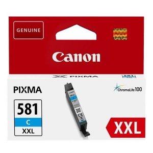 Tusz Canon CLI-581C XXL  do Pixma TR7550/TR8550/TS6150 | 11,7ml | cyan
